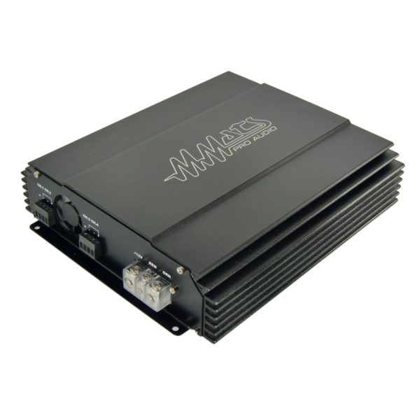 Class D 4 Channel full range car amplifier
